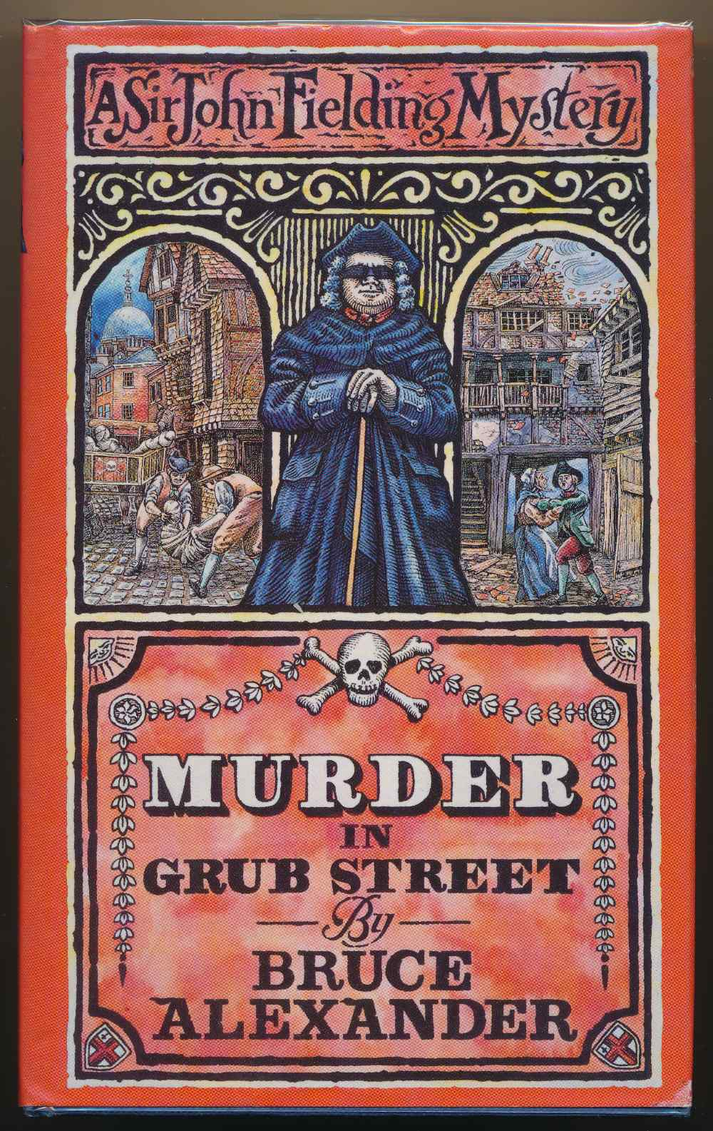 Murder in Grub Street