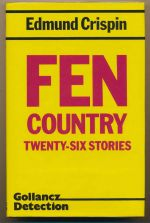 Fen country : 26 stories