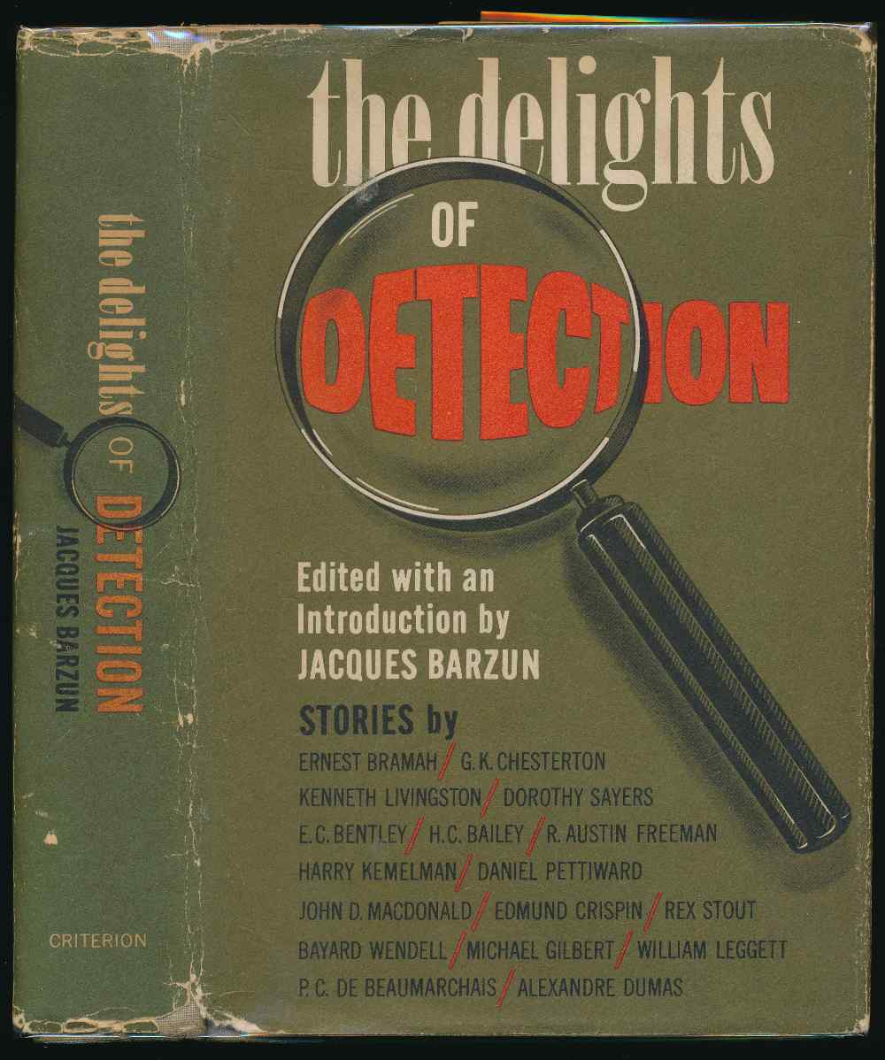 The delights of detection