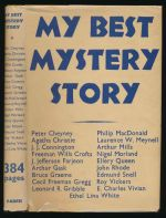 My best mystery story : a collection of stories chosen by their own authors