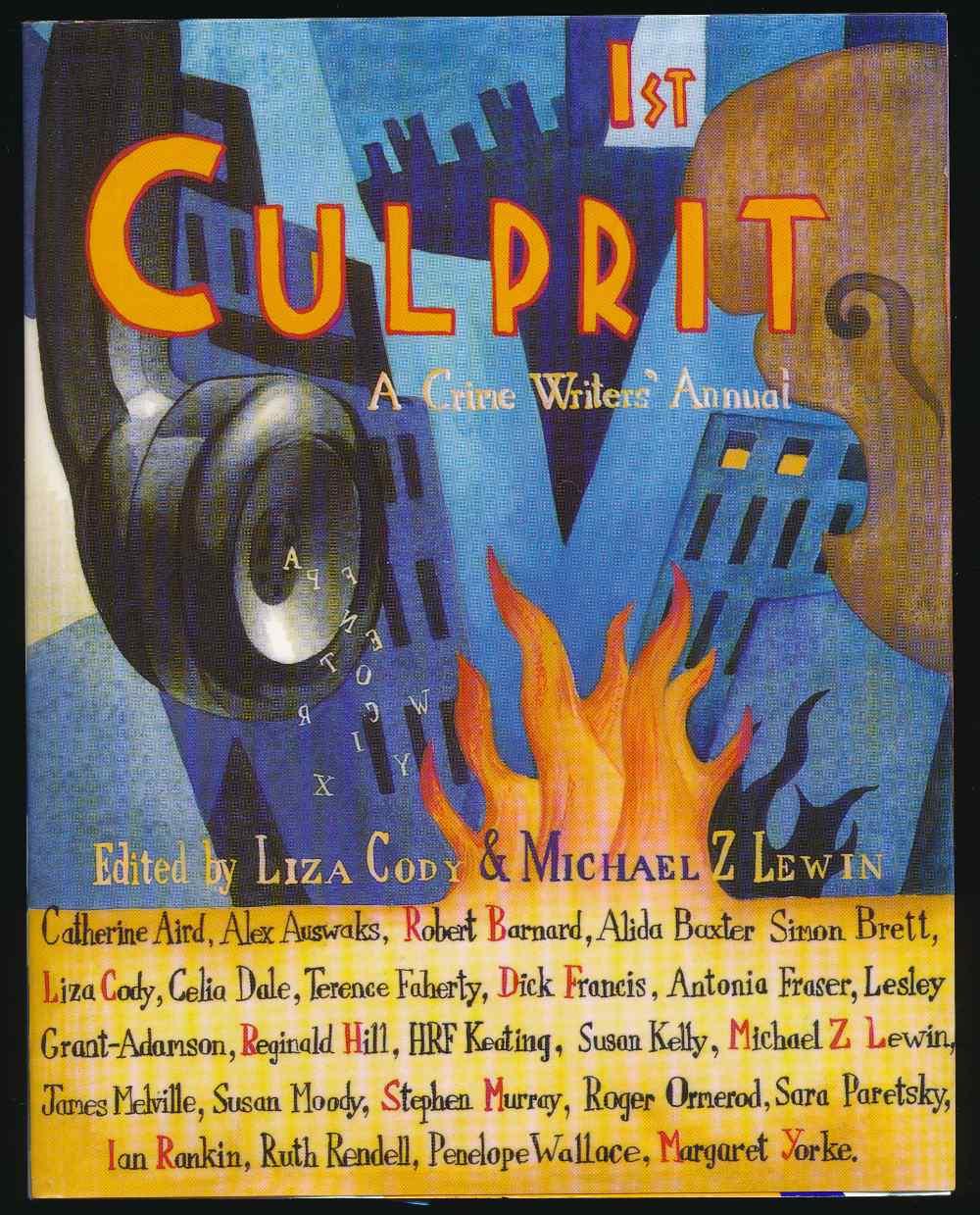 1st culprit : an anthology of crime stories