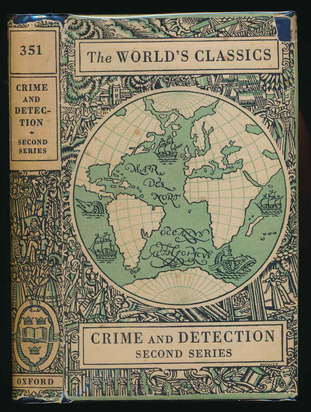 Crime and detection (second series)