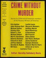 Crime without murder : an anthology of stories by the Mystery Writers of America