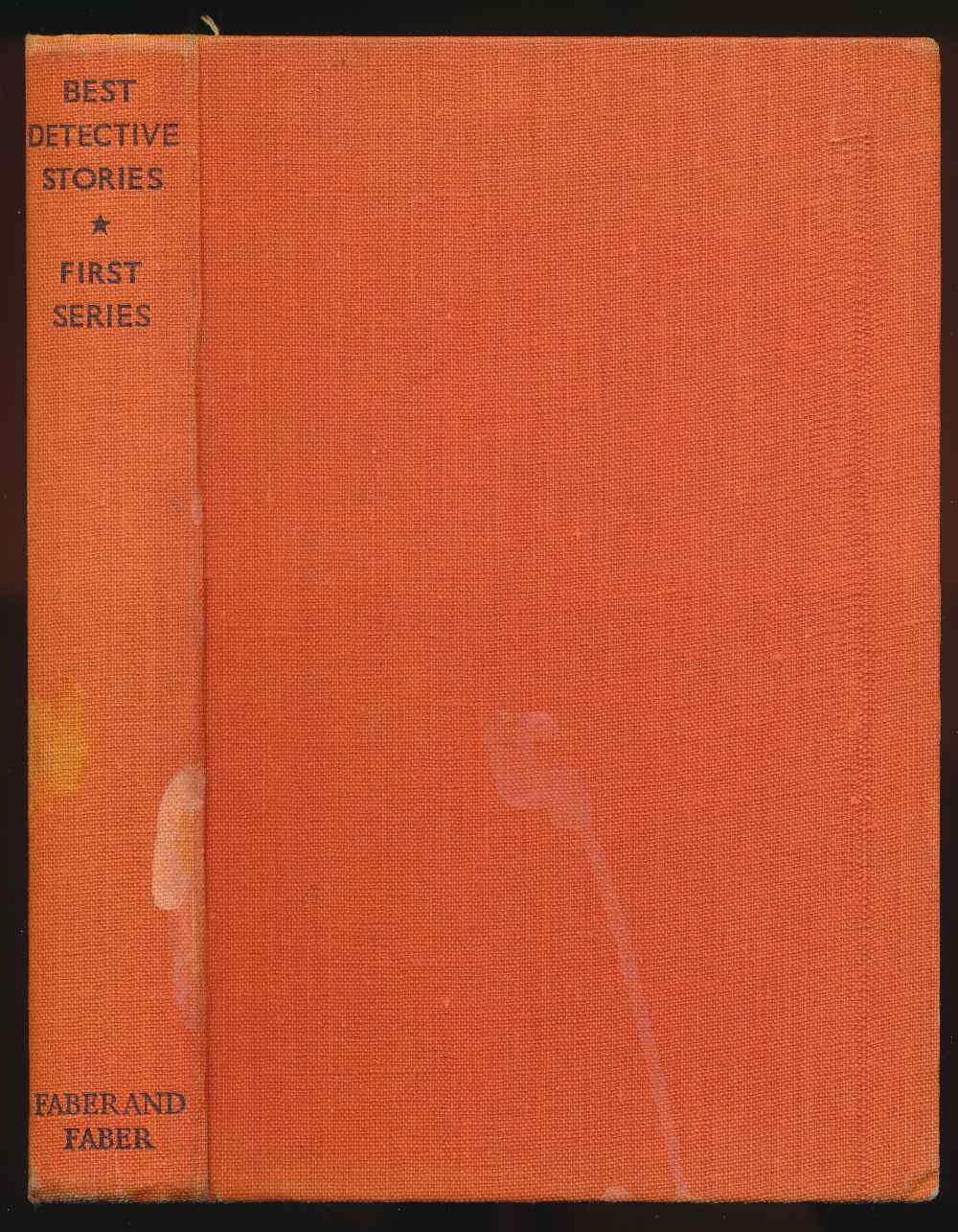 Best detective stories : first series