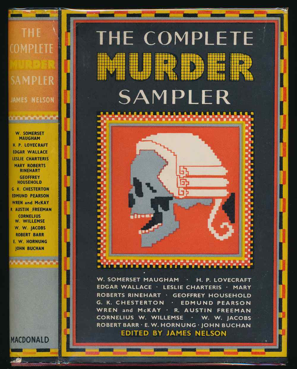 The complete murder sampler