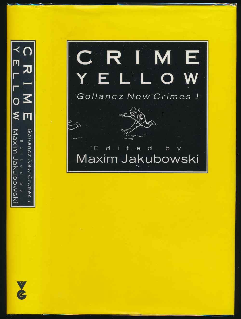 Crime yellow : Gollancz new crimes 1