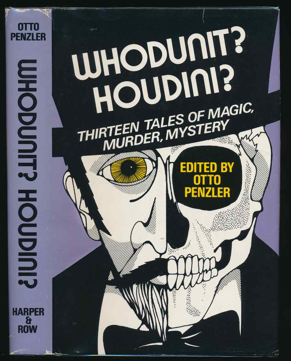Whodunit? Houdini? Thirteen tales of magic, murder, mystery