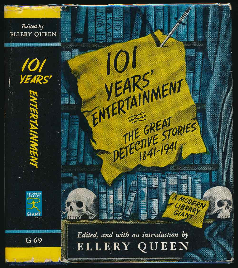 101 years' entertainment : the great detective stories 1841-1941