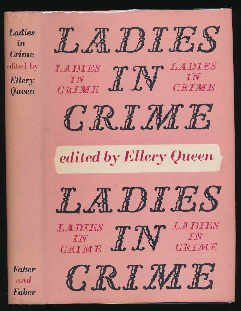 Ladies in crime : a collection of detective stories