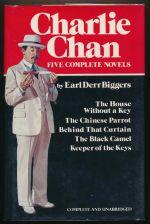 Charlie Chan : five complete novels