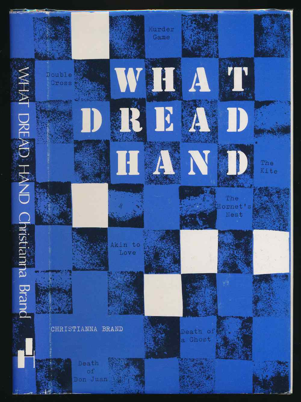 What dread hand : a collection of short stories