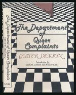 The Department of Queer Complaints