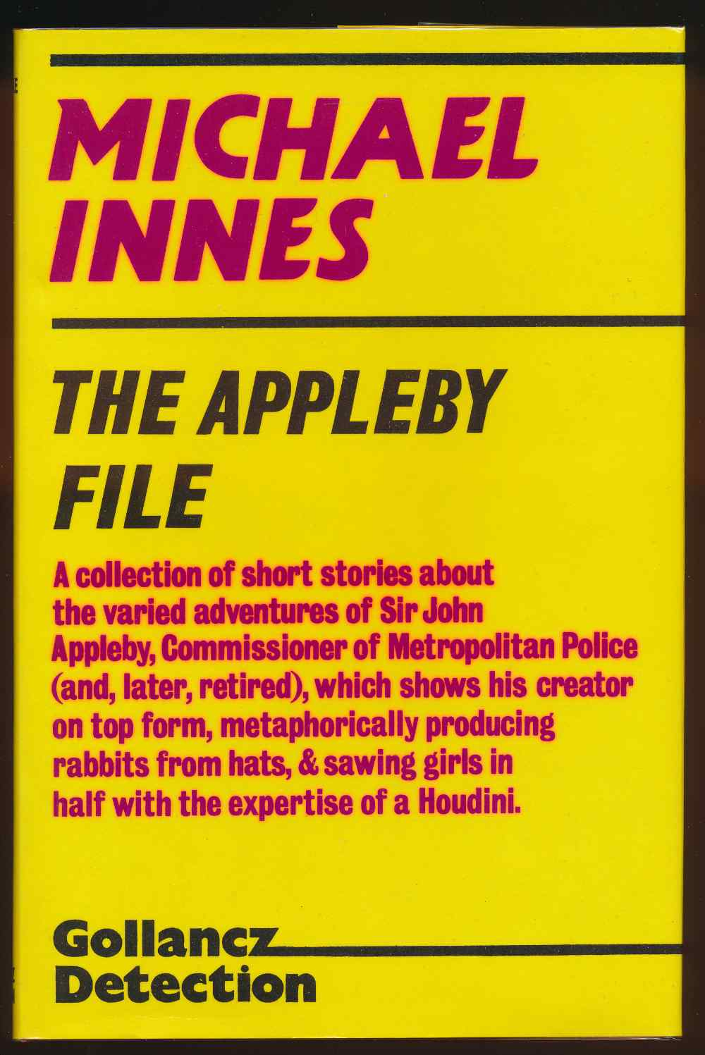 The Appleby file : detective stories