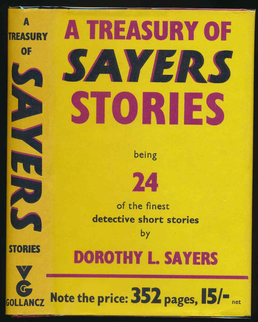 A treasury of Sayer's stories