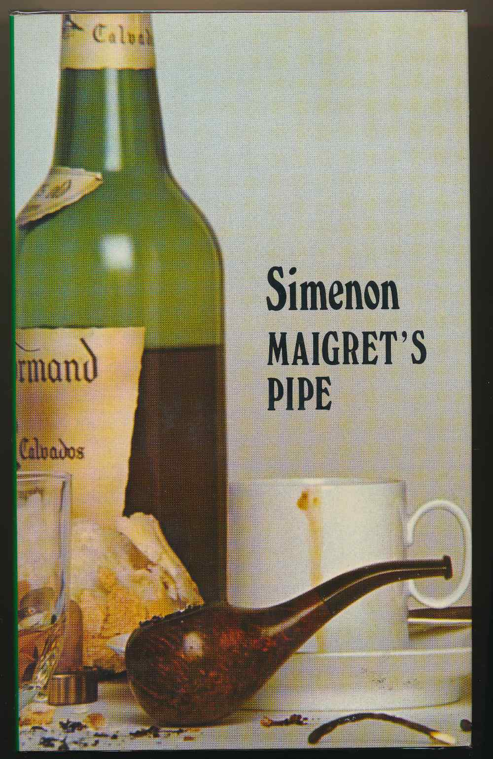 Maigret's pipe : complete Maigret short stories. Volume 2