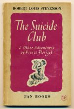 The Suicide Club, and other adventures of Prince Florizel