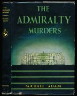 The Admiralty murders