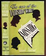 The case of the vanishing women