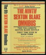The ninth Sexton Blake omnibus