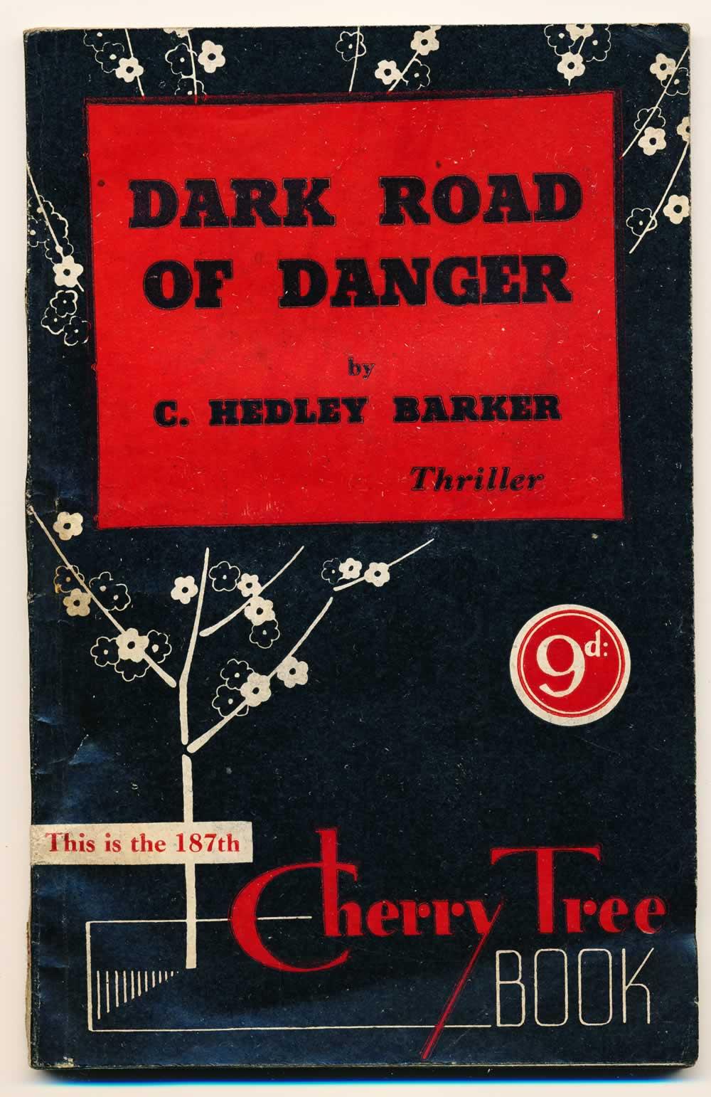 Dark road of danger