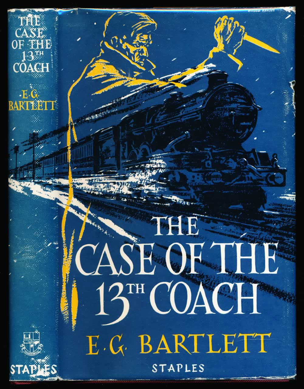 The case of the thirteenth coach