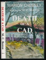 Death of a cad, featuring P.C. Hamish Macbeth
