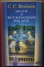 Death at Buckingham Palace: Her Majesty investigates
