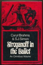 Stroganoff in the ballet : an omnibus volume comprising : A bullet in the ballet, Casino for sale ; and, Six curtains for Stroganova