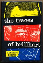 The traces of Brillhart : a novel of suspense, detection and a curious immortality