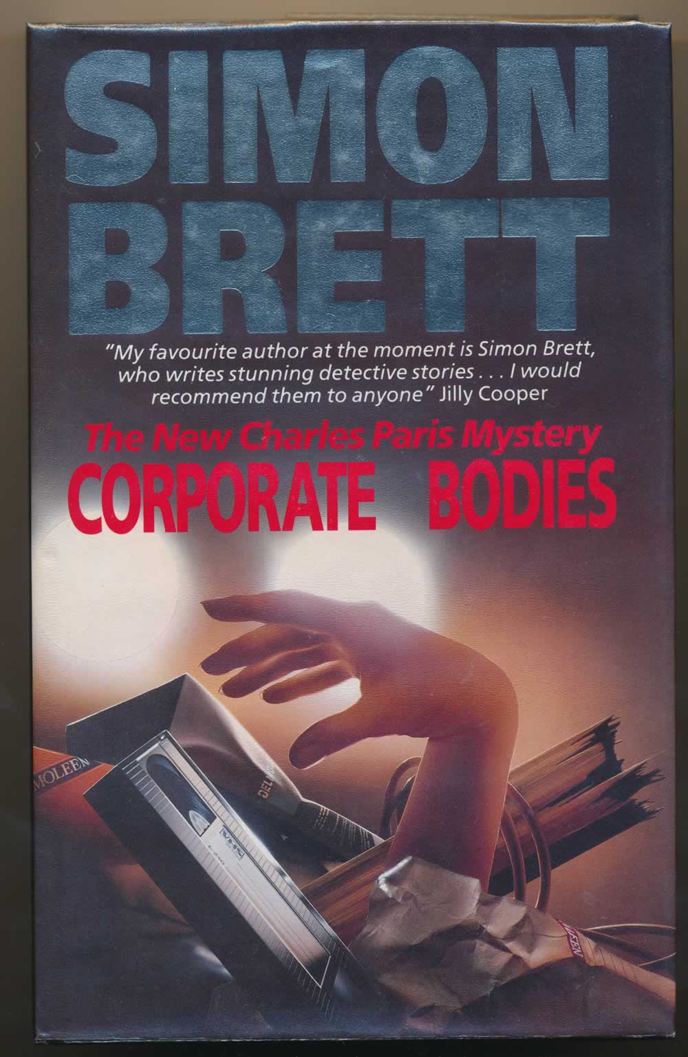 Corporate bodies : a crime novel