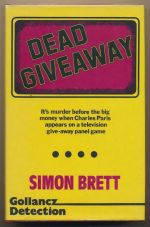 Dead giveaway : a crime novel