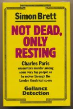 Not dead, only resting : a crime novel