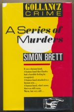 A series of murders : a crime novel