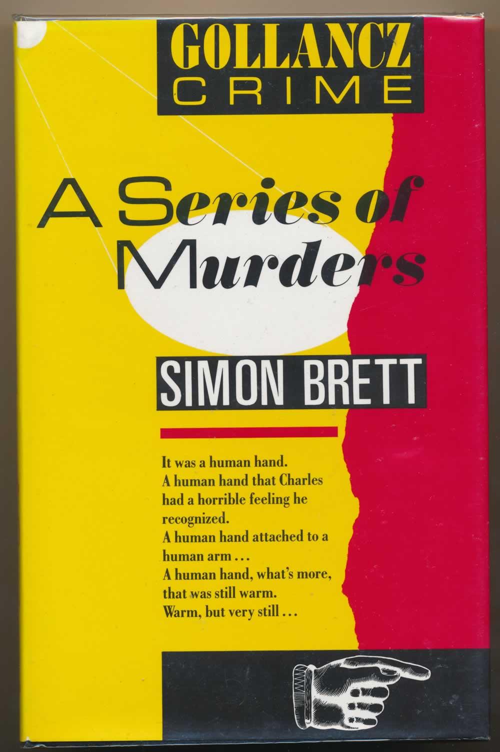 A series of murders : a crime novel