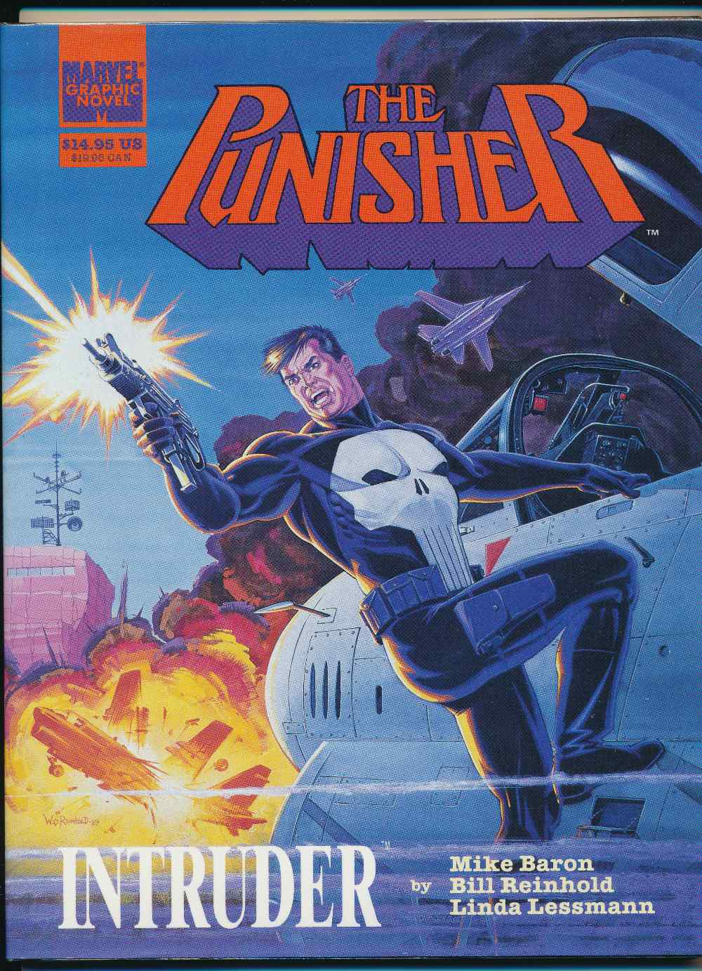 The Punisher : intruder