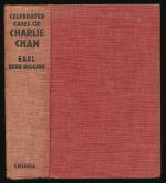 Celebrated cases of Charlie Chan including : The house without a key ; The Chinese parrot ; Behind that curtain ; The black camel ; and, Charlie Chan carries on