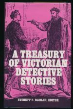 A treasury of Victorian detective stories