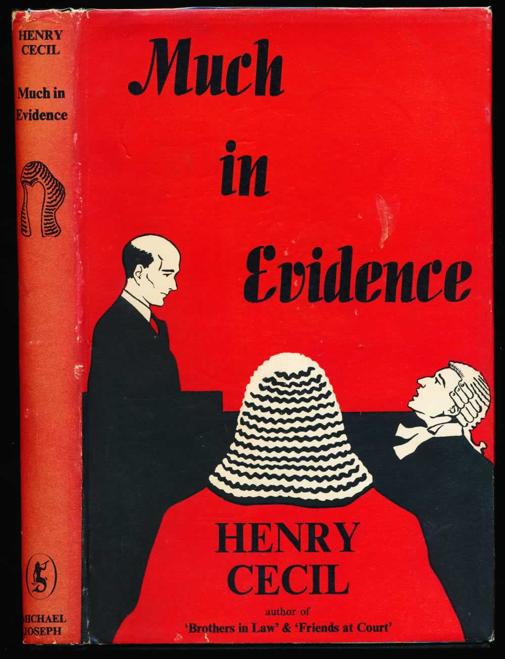 Image result for henry cecil crime books