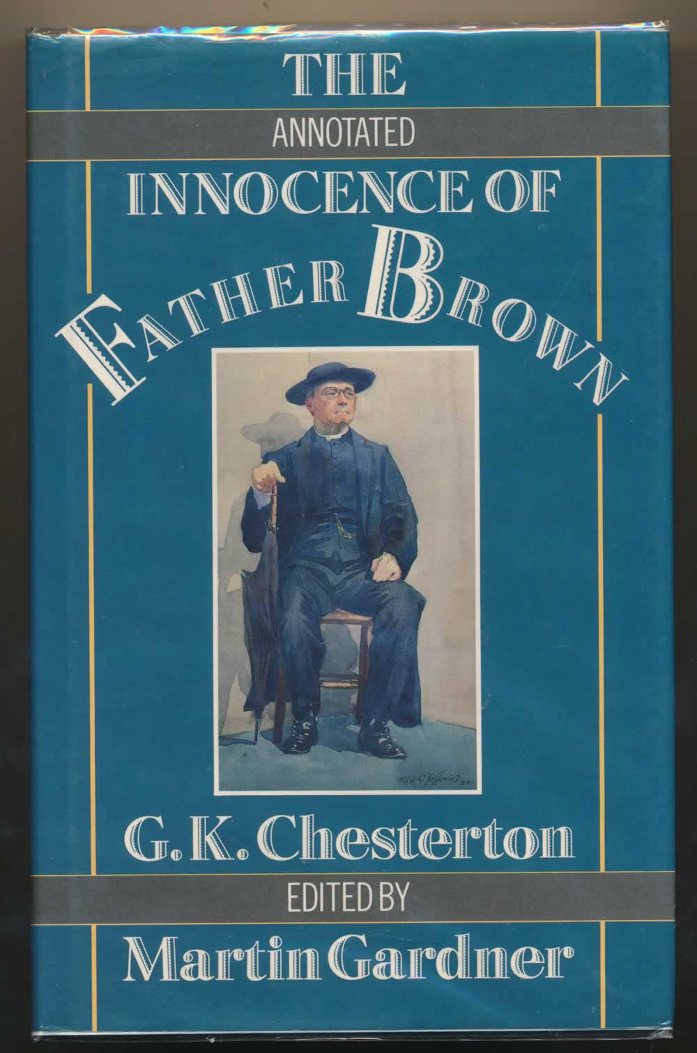 The annotated innocence of Father Brown
