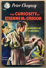 The curiosity of Etienne MacGregor