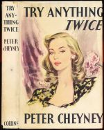 Try anything twice : a novel