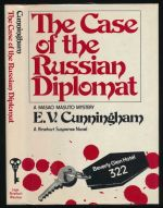 The case of the Russian diplomat : a Masao Masuto mystery