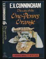 The case of the one penny orange : a Masao Masuto mystery