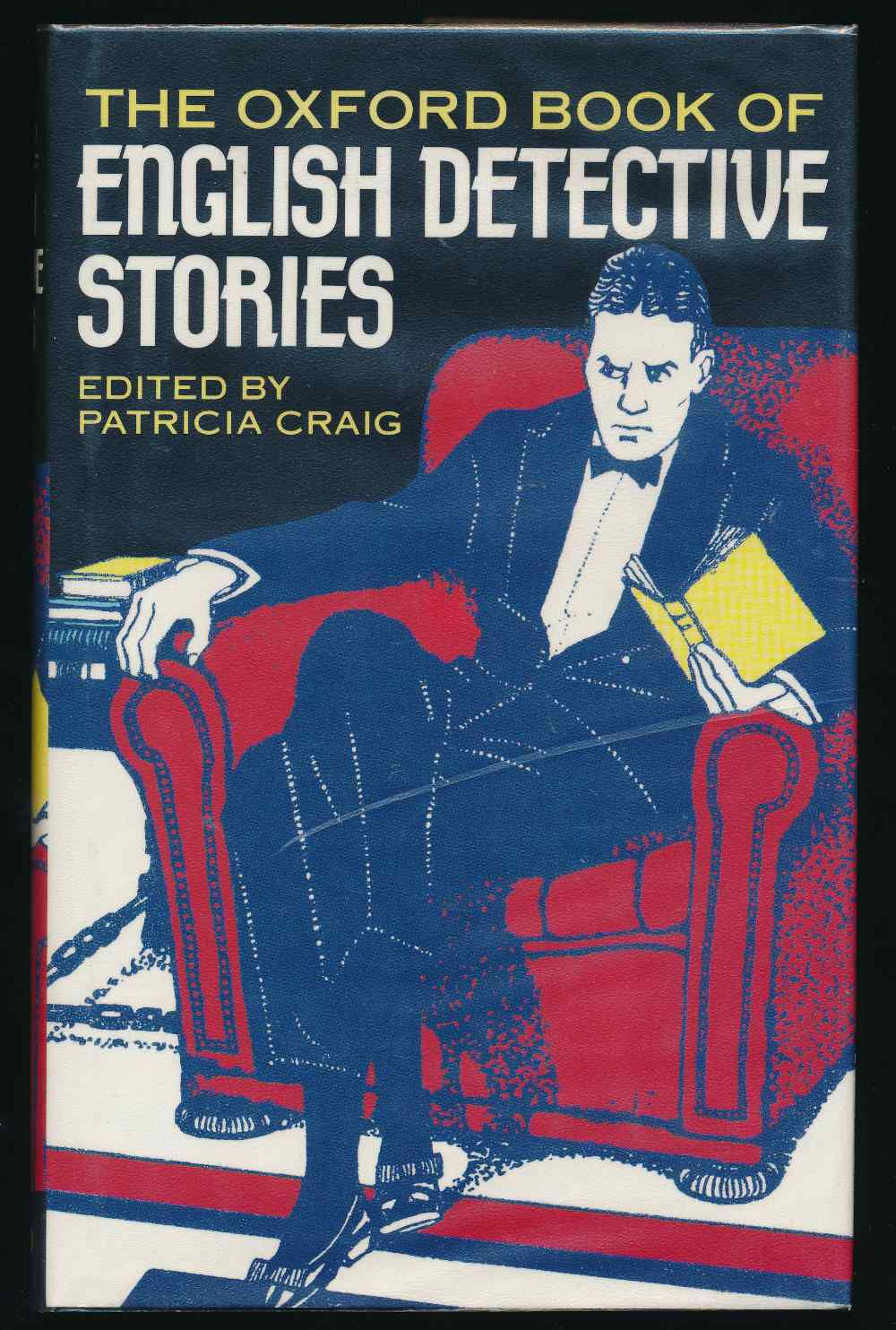 The Oxford book of British detective stories