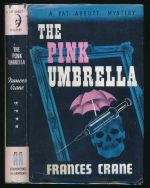 The pink umbrella : a mystery novel