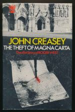 The theft of Magna Carta : the 41st story of Roger West