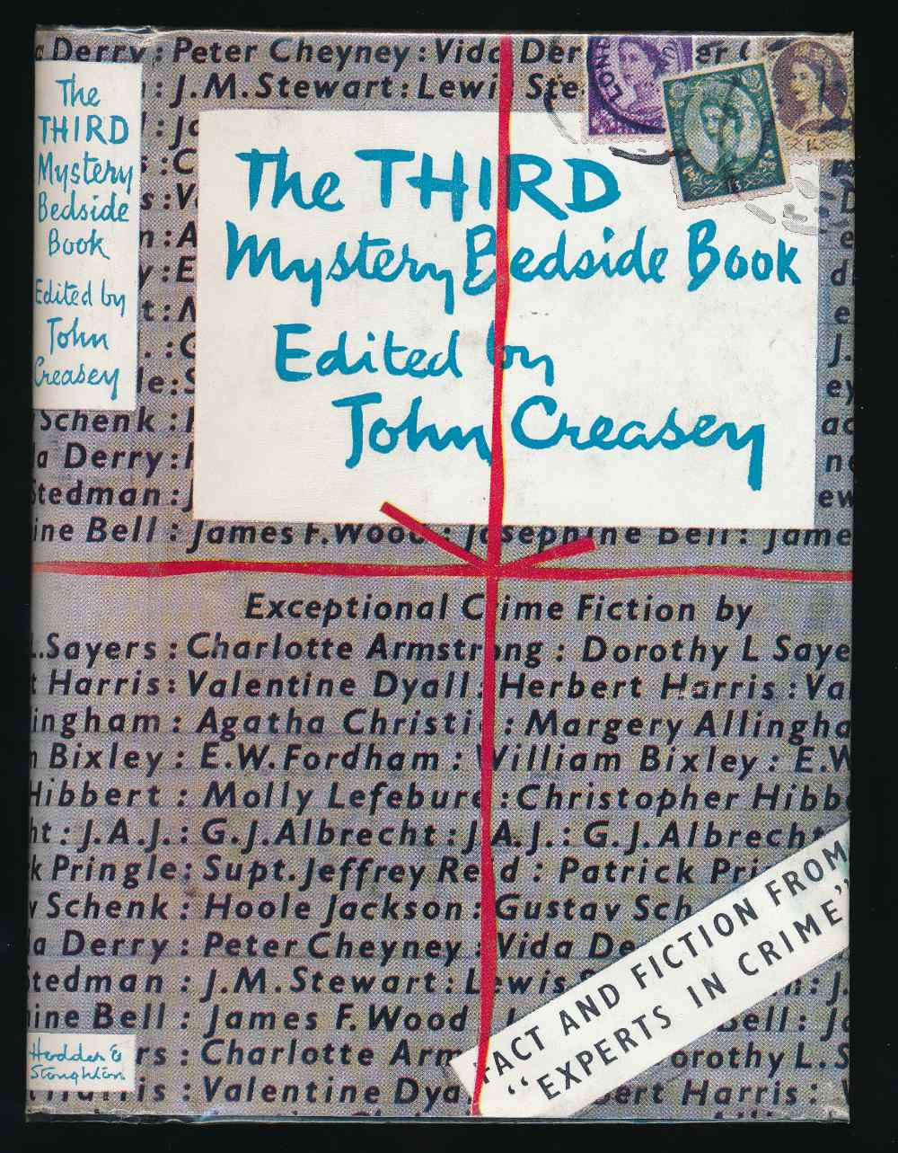 The third mystery bedside book