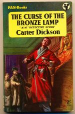 The curse of the bronze lamp (Lord of the Sorcerers)