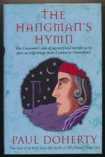 The hangman's hymn : the carpenter's tale of mystery and murder as he goes on pilgrimage from London to Canterbury