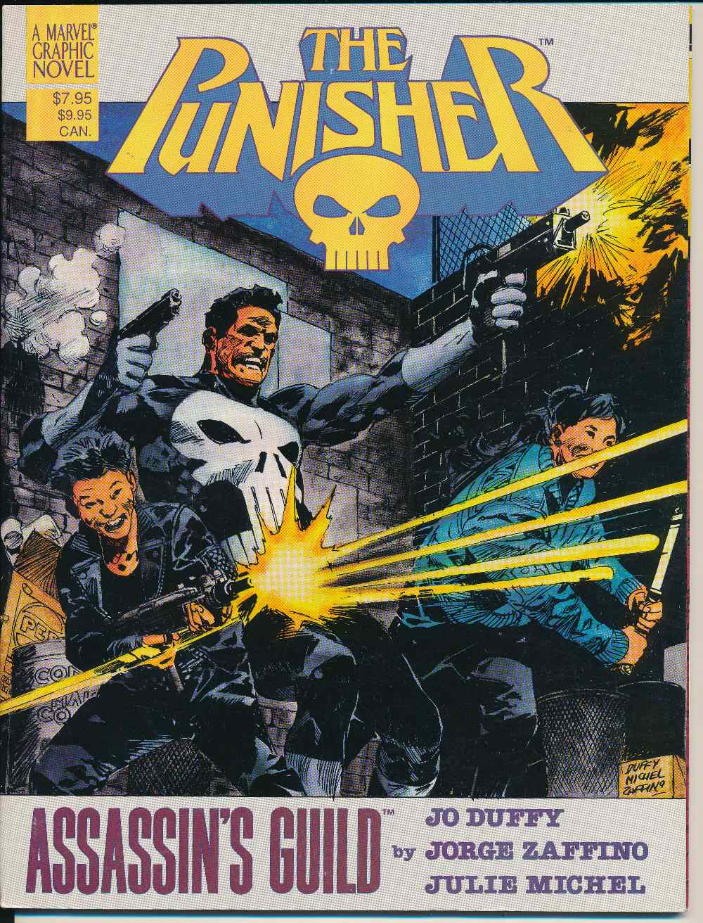 The Punisher : Assassin's Guild
